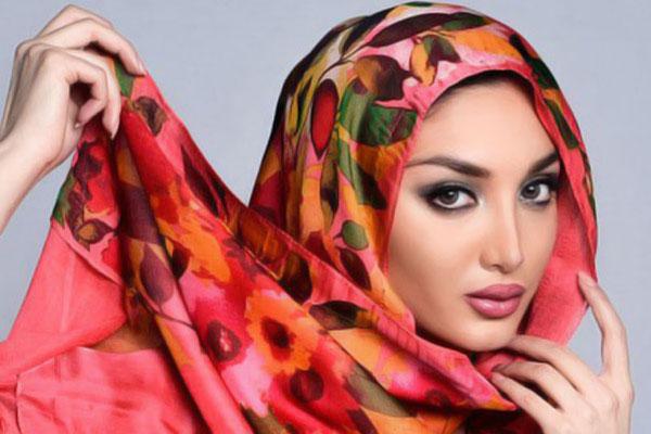 Photo of نحوه بستن شال و روسری چگونه به زیبایی چهره میافزاید؟