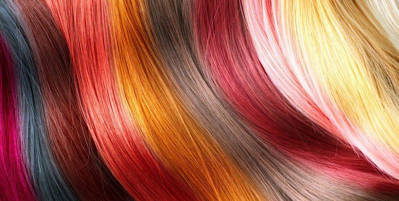 تناسب بین رنگ مو و رنگ پوست صورت فاطمه حبشی