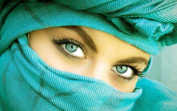 آرایش ساده چشم | فاطمه حبشی