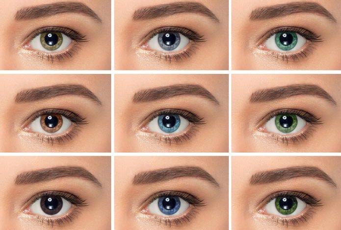 لنزهای زیبایی چشم و تاثیر آن در زیبایی | فاطمه حبشی