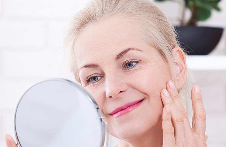 رفع و جلوگیری از خشکی پوست در زنان مسن و بانوان سالمند - فاطمه حبشی